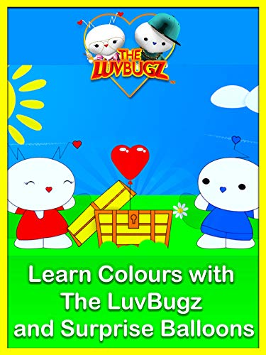 Learn Colours with The LuvBugz and Surprise Balloons on Amazon Prime Video UK