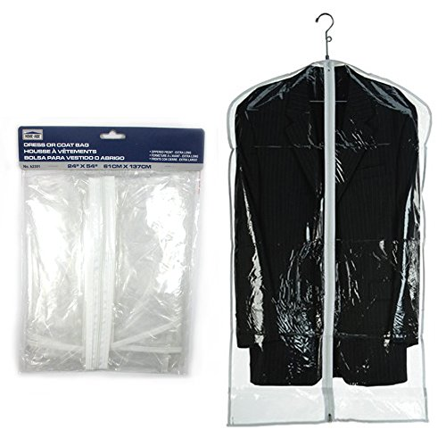 Garment Storage Travel Luggage Protector
