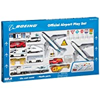Daron Official Boeing Airport Playset