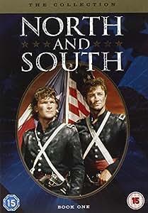 North And South Collection (8 Dvd) [Edizione: Regno Unito] [Reino Unido]
