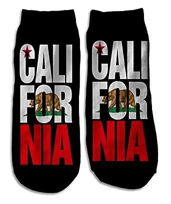 Custom Ankle Socks customized sport – cali for nia