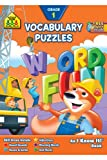 Word Puzzles 1, Judith Giglio and School Zone Publishing Company Staff, 0887437508