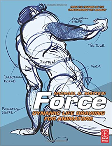 Amazon com: Force: Dynamic Life Drawing for Animators, Second