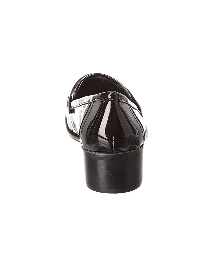 7 STEVEN by Steve Madden Indina Patent Loafer Black