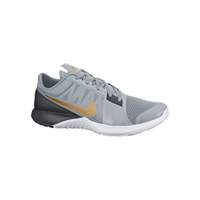 23c284f6a258 buy mens nike fs lite trainer 3 training shoe grey anthracite platinum  metallic gold 920d6 5f0cf