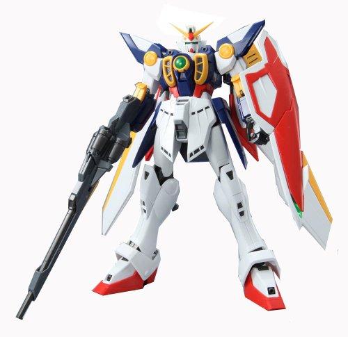 Bandai Hobby Wing Gundam Bandai Master Grade Action Figure