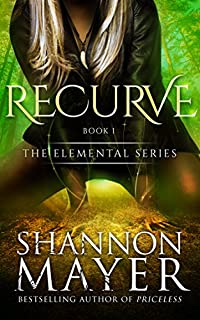 Recurve by Shannon Mayer ebook deal