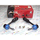 GES PARTS 4WD 03-05 Dodge Pickup Ram 2500 3500 4x4 New 2 Front Sway Links K80885