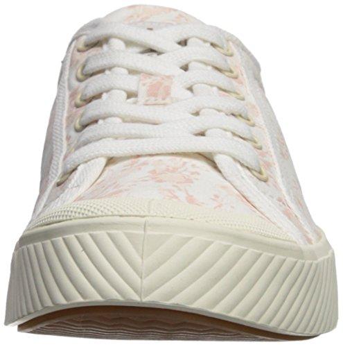 Palladium Womens Pallaphoenix CVS Prt Sneaker White-941 dednutE