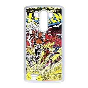 LG G3 Cell Phone Case White X Men 004 WON6189218031694