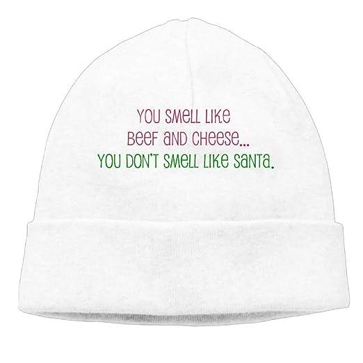 Amazon.com  Kyliel Soft Beanies Cap-Funny Holiday Sayings Classic ... ba6348b175c