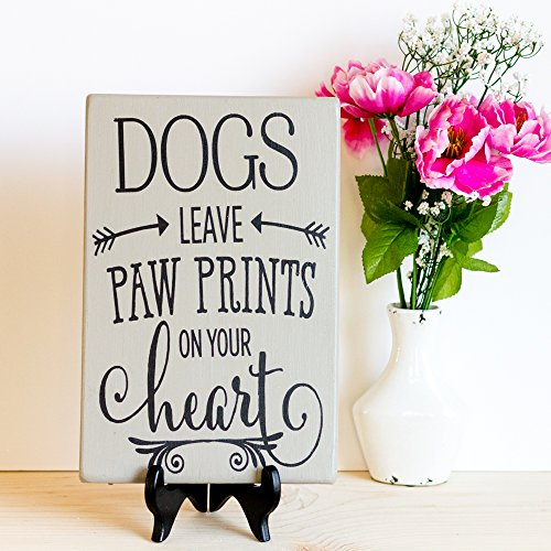 Dog Quote   Dog Wall Art   Dog Sign   Dog Art   Dog Home Decor   Dog Decor   Gift For Dog Lover   Dog Owner   Quote About Dogs   New Pet
