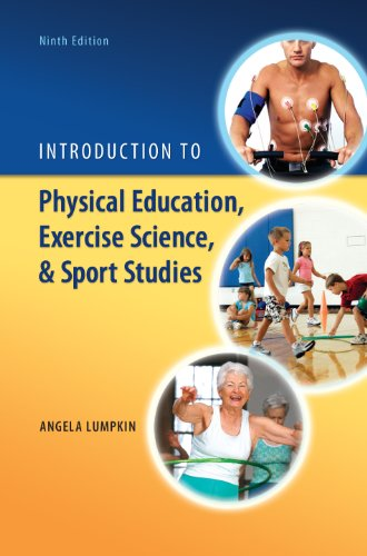 Introduction to Physical Education, 9th edition Pdf