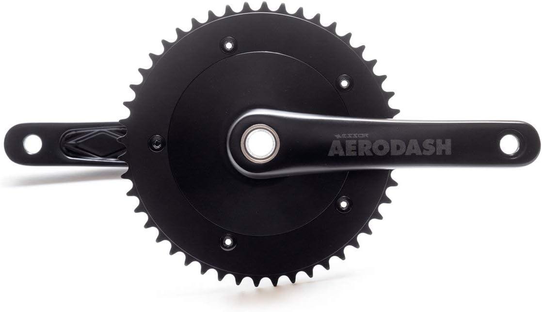 Essor Aerodash Track Crankset (48t) w/Bottom Bracket