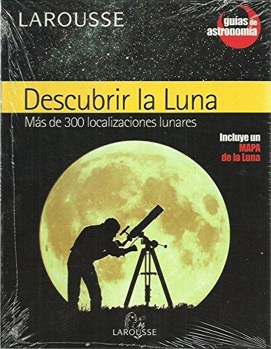 Descargar Libro Descubrir La Luna + Mapa Jean Lacroux
