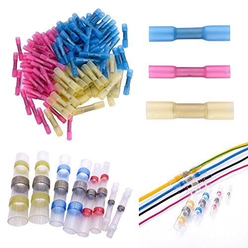 110pcs-Solder-Seal-Heat-Shrink-Nylon-Insulated-Butt-Terminal-Electrical-Wire-Connector-Kit-Waterproof-Set-with-Case