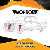 Monroe Quick Mount Kit of 2 Shocks fits Dodge Ram