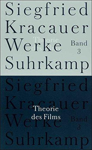 Theorie des Films PDF