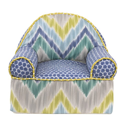 Cotton Tale Designs Baby's 1st Chair, Zebra (Kids First Chair)