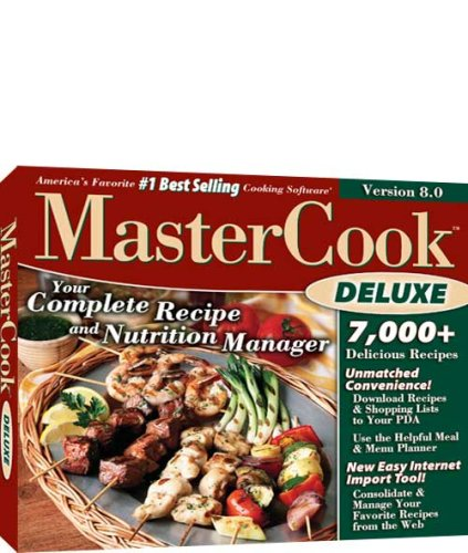 MasterCook 8 (Jewel Case)