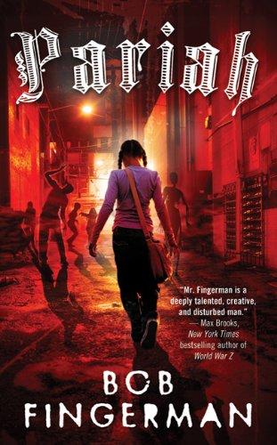 book cover of Pariah