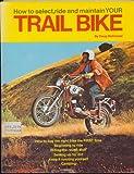 Trail Bike, Doug Richmond, 0912656085