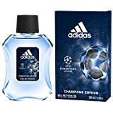 Adidas UEFA Champions League Edition Eau de Toilette Spray for Men, 3.4 Ounce