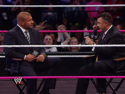 WWE Friday Night SmackDown - October 25, 2013 (Triple H Hell In A Cell Matches)