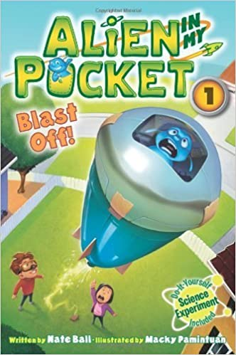 Book Alien in My Pocket #1: Blast Off! by Ball, Nate (2014)