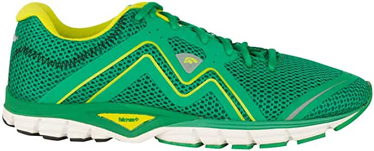 Kahru - Zapatillas de Running de Tela para Hombre Verde Jelly Bean/Flumino UK 8: Amazon.es: Zapatos y complementos
