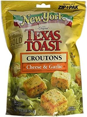 Marzetti New York Cheese and Garlic Texas Toast Croutons, 5 oz
