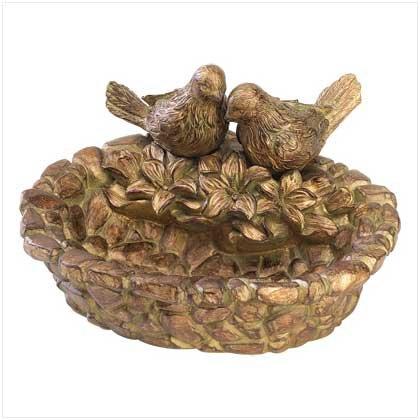 Gilded Garden Bowl - 7