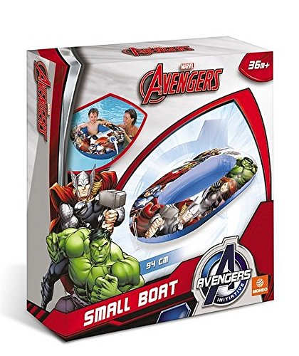 Marvel Avengers Barco niños 94 cm neumática Hinchable mar Playa y ...