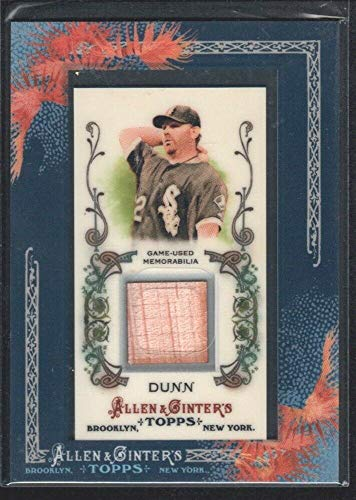 2011 Sp Game Bat - BIGBOYD SPORTS CARDS ADAM Dunn 2011 Topps Allen & GINTER #AGRAD Game BAT Chicago White SOX SP