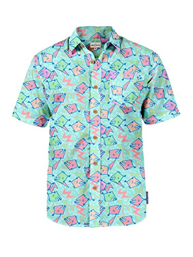 Tipsy Elves The Feeding Frenzy Hawaiian Shirt: X-Large