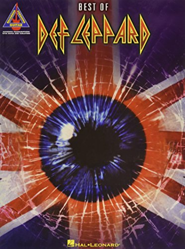 Best of Def Leppard (Guitar Recorded Versions) Def Leppard Guitar