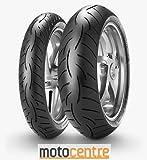 Metzeler Roadtec Z8 Rear Tire - 160/60ZR-18, Position: Re...