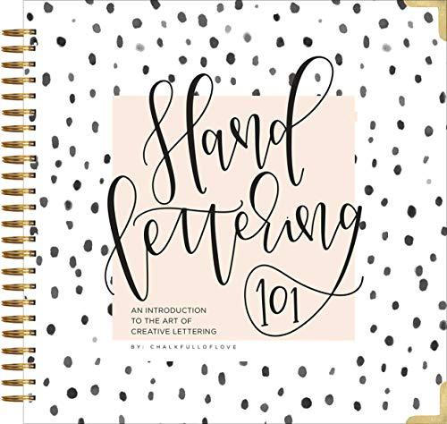 - Hand Lettering 101: An Introduction to the Art of Creative Lettering (Hand Lettering Series)
