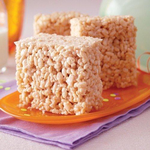 Chewy Marshmallow Squares (Original) (Marshmallow Treats)