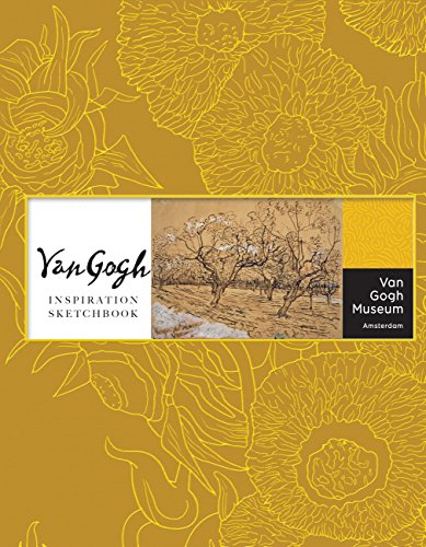 Van Gogh Sketch - Van Gogh Inspiration Sketchbook
