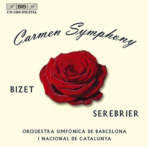 - Bizet: Carmen Symphony/L'arlesienne Suites Nos. 1 & 2