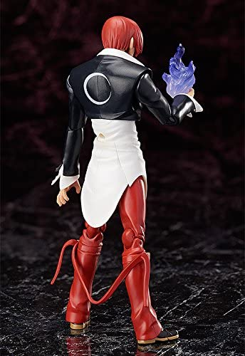 Japanische Importspiele Iori Yagami THE KING OF FIGHTERS 98 ULTIMATE MATCH Figma SP-095
