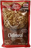 Betty Crocker Cookie Mix, Oatmeal, 17.5-Ounce Pouches (Pack of 12)