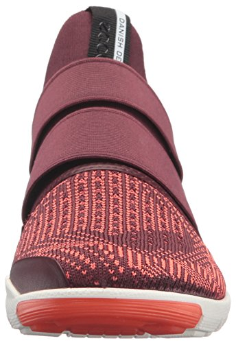 Intrinsic Rouge Femme Baskets Rot Blush Basses coral Ecco Bordeaux 50315bordeaux 2 dnAc6Wdg