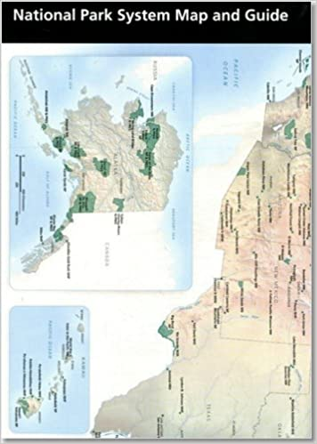 National Park System Map and Guide - 2011: National Park Service ...