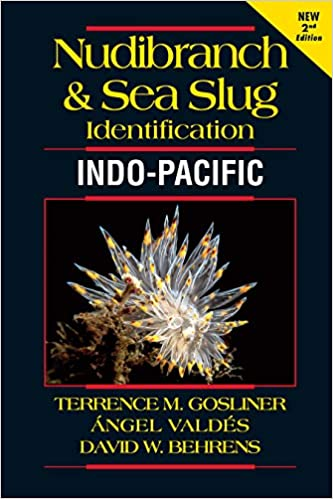 nudibranch sea slug identification indo pacific 2nd edition