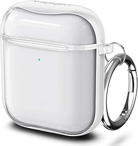 Spigen Ultra Hybrid Entwickelt Für Apple Airpods 1 2 Elektronik