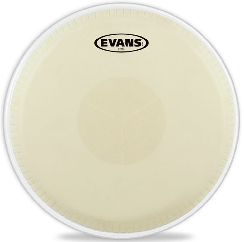 Evans Tri-Center Conga Head, Fits LP 12-1/2 Inch Conga by Evans