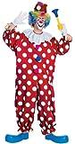 Rubie's Official Dotted Clown Fancy Dress - Standard