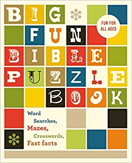 big fun bible puzzle book thomas nelson 9780718041786 amazon com